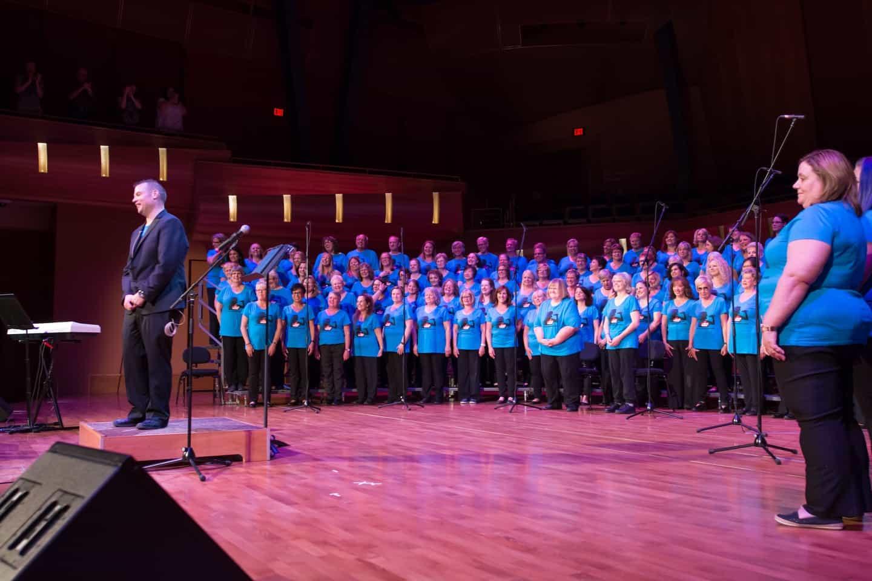 Cool Choir Rocks the Bella 2016 08