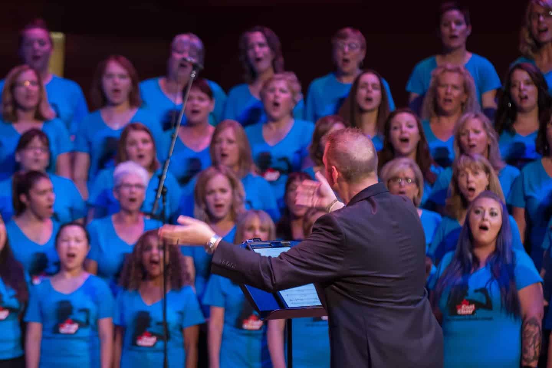 Cool Choir Rocks the Bella 2016 12
