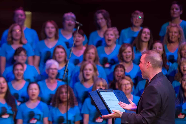 Cool Choir Rocks the Bella 2016 13