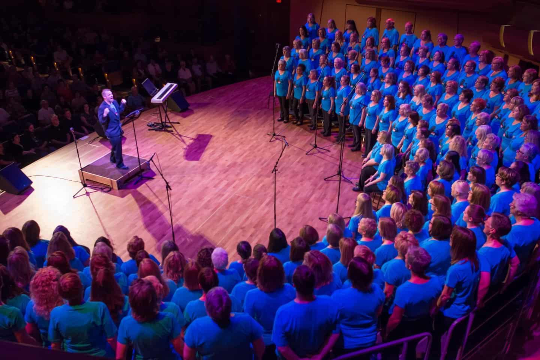 Cool Choir Rocks the Bella 2016 16
