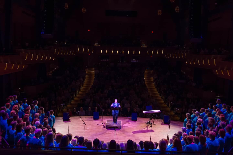 Cool Choir Rocks the Bella 2016 17
