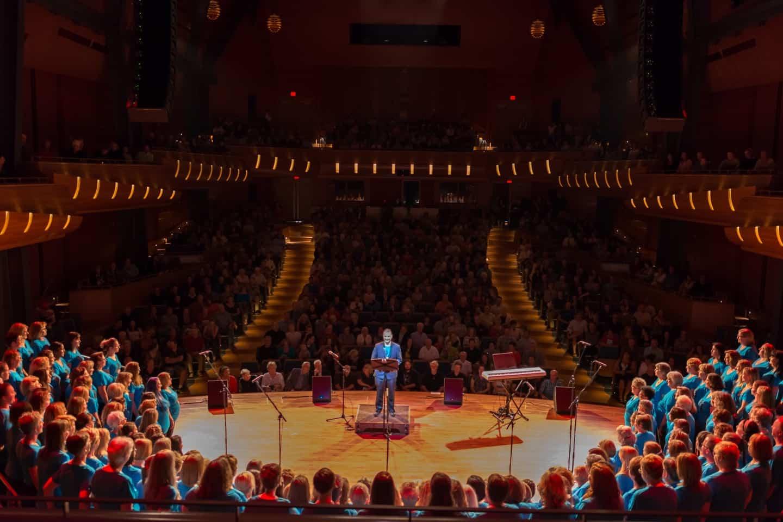 Cool Choir Rocks the Bella 2016 18